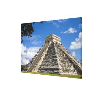 México, Quintana Roo, cerca de Cancun, Chichen 4 Lienzo Envuelto Para Galerias