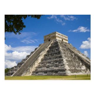 México, Quintana Roo, cerca de Cancun, Chichen 5 Postal