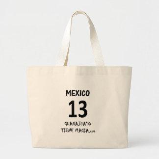 MÉXICO TIENE MAGIA.png Bolsas Lienzo
