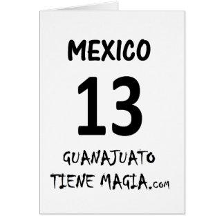 MÉXICO TIENE MAGIA.png Tarjeta De Felicitación