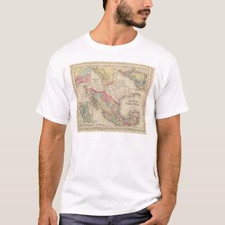 México y Guatemala 4 Camiseta