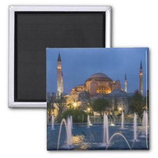 Mezquita azul, Estambul, Turquía Imanes Para Frigoríficos