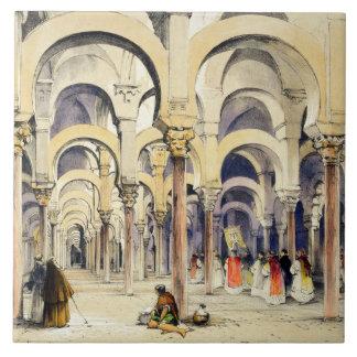 Mezquita en c rdoba de bosquejos de espa a eng tejas for Ceramicos en cordoba