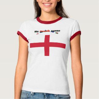Mi amante del rugbi/su camisa