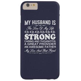 ¡MI AMANTE Y MEJOR AMIGO! FUNDA BARELY THERE iPhone 6 PLUS