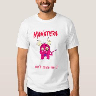 Mi amigo del monstruo camisetas