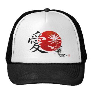 Mi amor #3 del kanji gorros