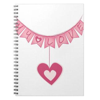 Mi amor cuaderno