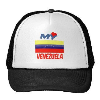 Mi amor Venezuela Gorras De Camionero