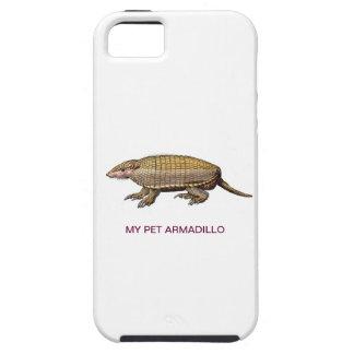 ¡Mi armadillo del mascota - lindo y mimoso - SÍ iPhone 5 Fundas