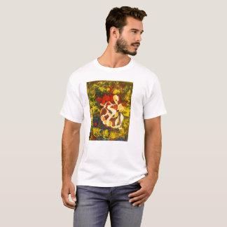 mi arte de la parálisis cerebral en una camisa