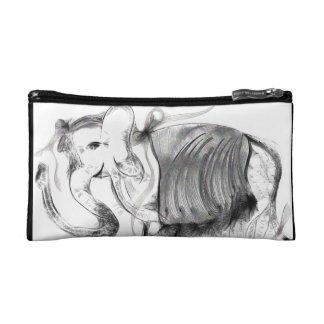 mi bolso afortunado del elefante