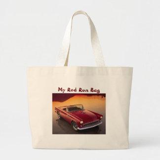 Mi bolso del funcionamiento de Rod, rojo Bolsa Tela Grande