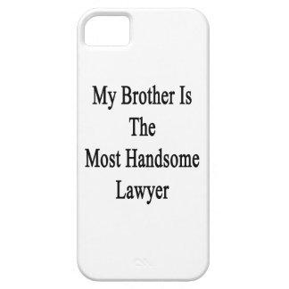 Mi Brother es el abogado más hermoso iPhone 5 Case-Mate Carcasa