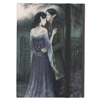 Mi caja romántica querida del aire del iPad de