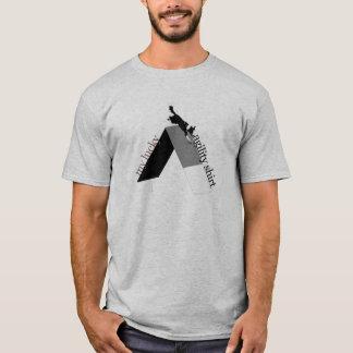 Mi camisa afortunada de la agilidad - un marco