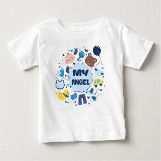 Mi camisa del bebé del ángel