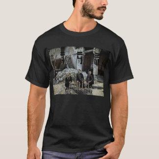 Mi camisa muerta de los niños de la Guerra de las