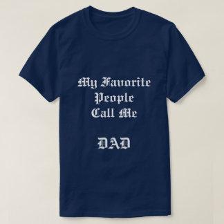 Mi camiseta preferida de los azules marinos de la