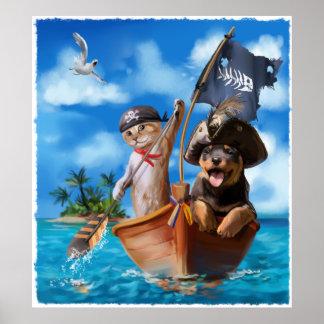 Mi capitán póster