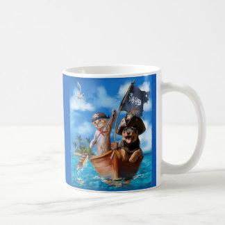 Mi capitán taza de café