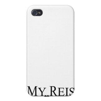 Mi caso de Iphone del salón de Reis iPhone 4/4S Fundas