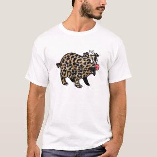 Mi cerdo del leopardo camiseta