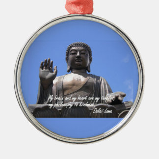 Mi cerebro y mi corazón son mis templos Dalai Lama