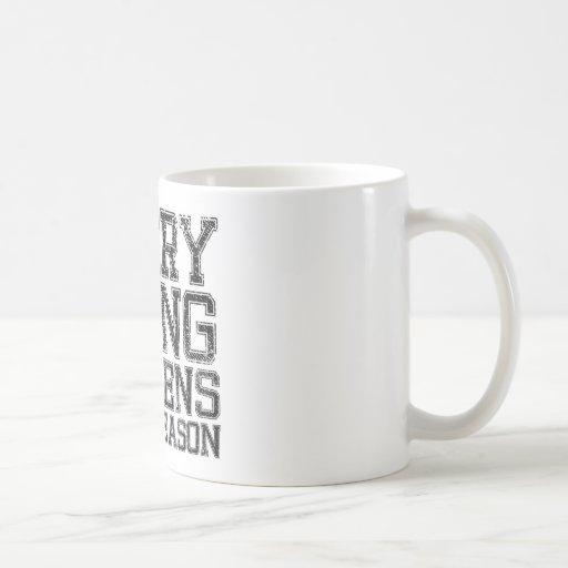 Mi cita preferida taza básica blanca