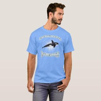 Mi compañero del alma es una camiseta de la orca