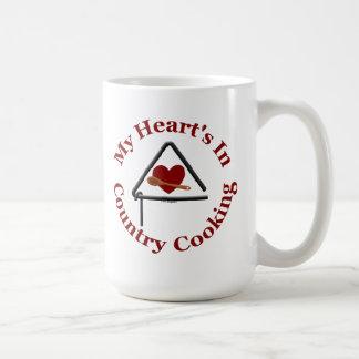 Mi corazón en el país que cocina la taza