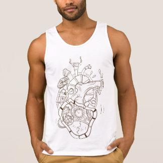 Mi corazón es apenas una camisa de la travesía de