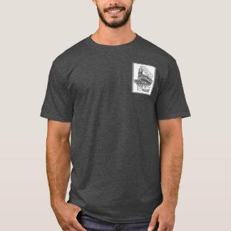 Mi corazón pertenece a la camiseta Railroading II