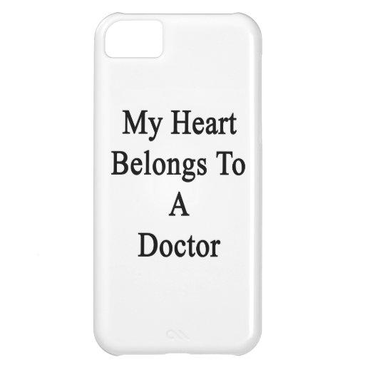 Mi corazón pertenece a un doctor