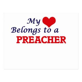 Mi corazón pertenece a un predicador postal