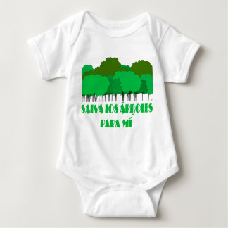 Mí de para de los árboles de Salva los Camisetas