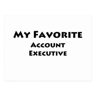 Mi ejecutivo de cuenta preferido postal