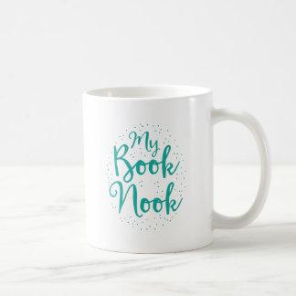 mi escondrijo del libro taza de café