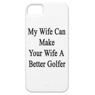 Mi esposa puede hacer su esposa a un mejor funda para iPhone SE/5/5s