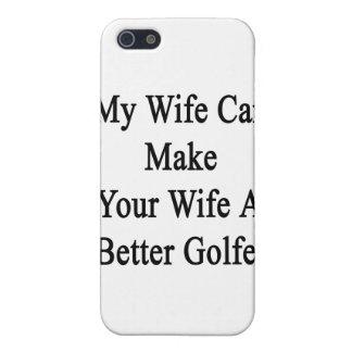 Mi esposa puede hacer su esposa a un mejor iPhone 5 cárcasa