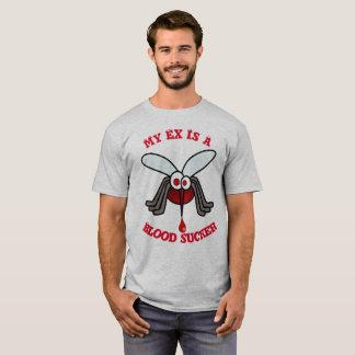Mi ex es un lechón de la sangre camiseta