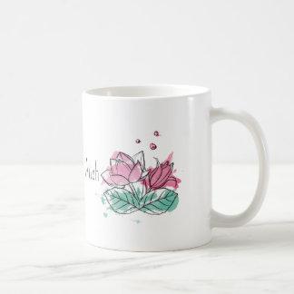 ¡Mi éxito está solamente por Alá! Taza De Café