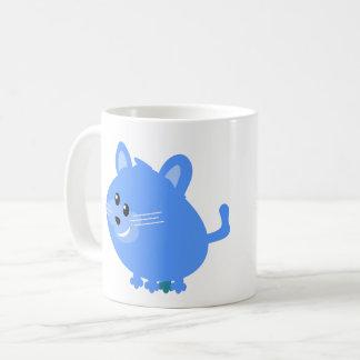 mi gato taza de café