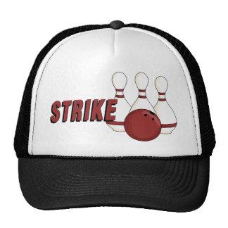Mi gorra afortunado de la huelga