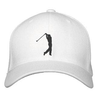 Mi gorra bordado golf del deporte gorra de beisbol