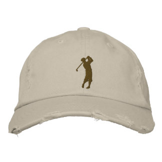 Mi gorra bordado golf del deporte gorra de béisbol