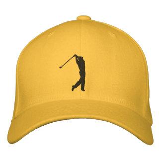 Mi gorra bordado golf del deporte gorra de béisbol bordada
