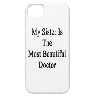Mi hermana es el doctor más hermoso iPhone 5 cobertura