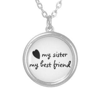 mi hermana mi collar del mejor amigo