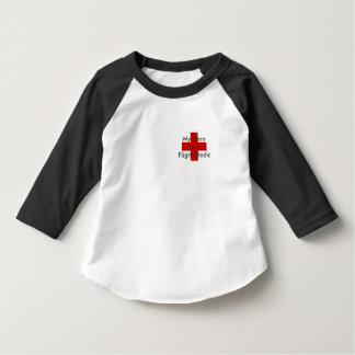 Mi héroe es médico del vuelo camisetas